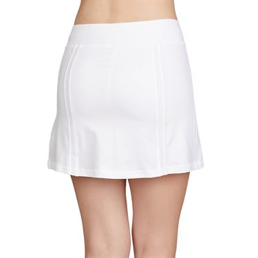 Sofibella Club Lux 15 inch Skirt Plus Size Womens White 1764 WHTP