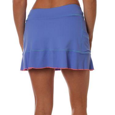 Sofibella Montreal Kick 13 Inch Skirt - Valley Blue