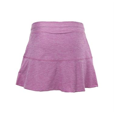 Sofibella Madrid Circuit Plus Size 14 Inch Skirt - Berry