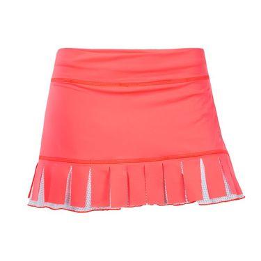 Sofibella Montreal Carwash 12 Inch Skirt - Poppy