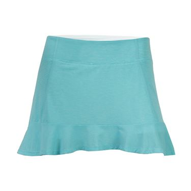 Lija Tropical Sunrise Smash Skirt - Cerulean
