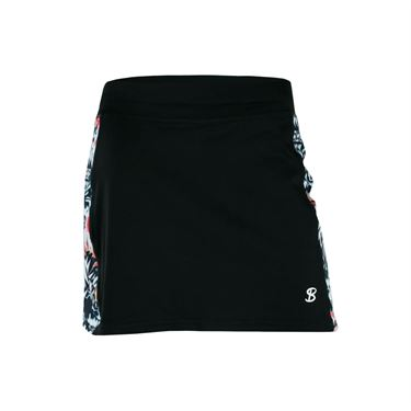 Sofibella Melbourne Plus Size 15 inch Skirt - Black
