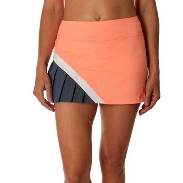 Sofibella Singapore Starry 12 inch Skirt - Peach