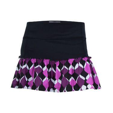 Jerdog Spin Off New Smash Skirt - Black/Print