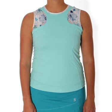 Sofibella Harmonia Plus Size Ariel Sleeveless Top - Air