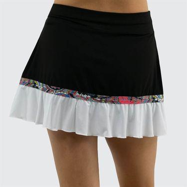 Sofibella Ravello 14 inch Skirt Womens Black 1849 BLK