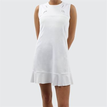 Sofibella Athena Drive Dress - White