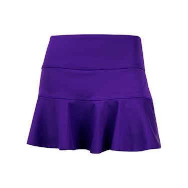 Jerdog Ruby Row Swing Skirt - Purple