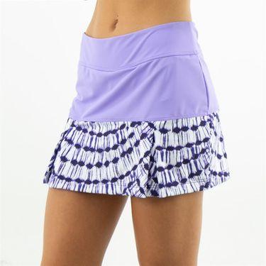 Jerdog Monaco Breeze Pleat Skirt Womens Lavendar/Rose