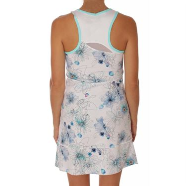 Sofibella Harmonia Ink Dress - Floral Ink Print