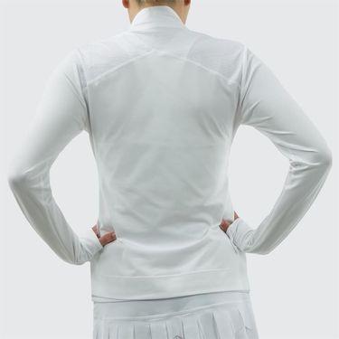 Sofibella Athena Moto Jacket - White