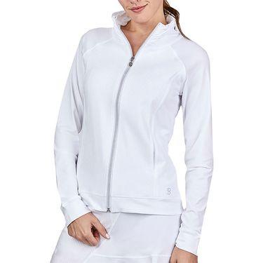 Sofibella Alignment Jacket Womens White 1894 WHT
