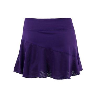 Lija Fair And Square Elite Multi Panel Skirt - Boysenberry