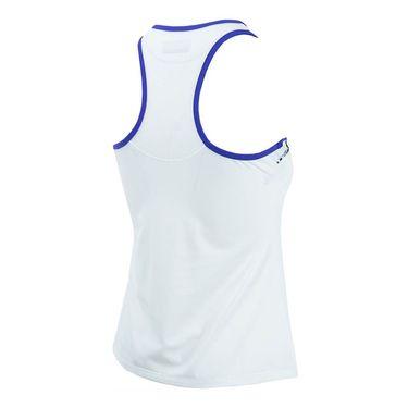 Lija Apex Angle Top - White/Ultraviolet Water Camo