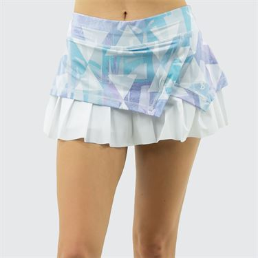 Sofibella Capri 12 inch Skirt - Moonlight