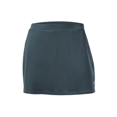 K Swiss Club Skirt - Dark Shadow 191455 084