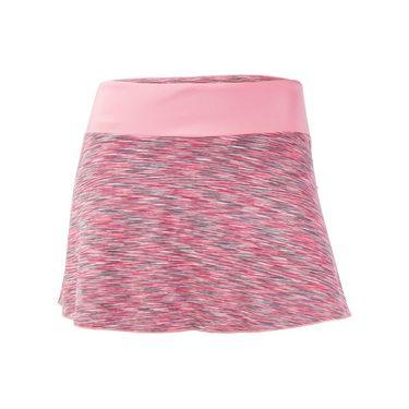 K Swiss Deuce Skirt - Space Dye Coral/Flamingo Pink 191468 931