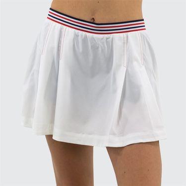K Swiss Heritage Skirt - White