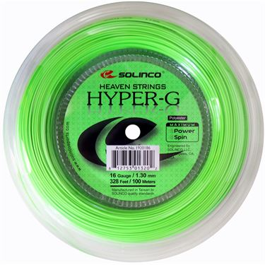 Solinco Hyper G 16G (328 FT.) Mini Reel