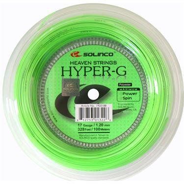 Solinco Hyper G 17G (328 FT.) Mini Reel
