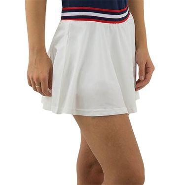 K Swiss Heritage Sport Pleated Skirt