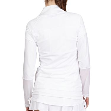 Sofibella Club Lux Jacket Womens White/Diamond 1945 WHT