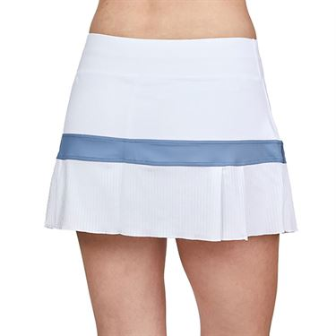 Sofibella Alignment 13 inch Skirt Womens White 1947 BLC