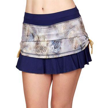 Sofibella Allure 12 inch Skirt Womens Wild Lapis/Navy 1956 WDL