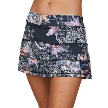 Sofibella Calypso 13 inch Skirt Womens Orchid Print 1957 ORC