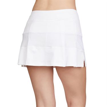 Sofibella Club Lux 13 inch Skirt Womens White 1957 WHT