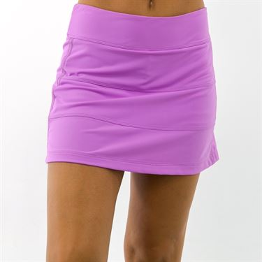 Jerdog Retro Geo All Spin Skirt - Orchid