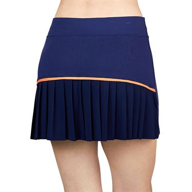 Sofibella Tempo 14 inch Skirt Plus Size Womens Navy 1977 NVYP