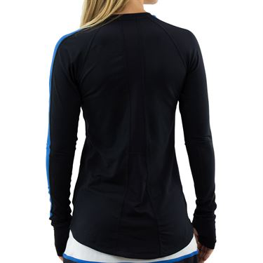 Lija Dawn Glow Top Womens Black/Blue 19A 1532T5