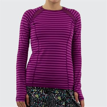 Lija Zest For Life Interval Long Sleeve Top