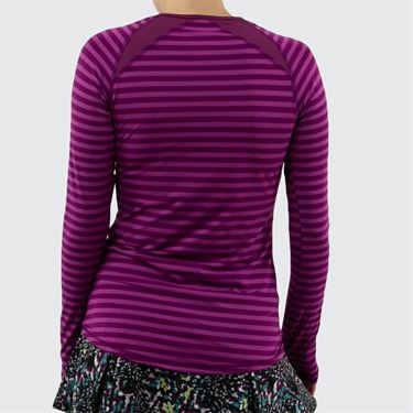 Lija Zest For Life Interval Top Womens Pansy 19A 1615R2