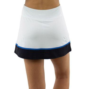 Lija Fuse Borderline Skort Womens White/Black/Blue 19A 4460T5