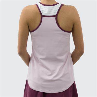 Lija Spring Bloom Singles Tank - Whimsy/White/Dewberry