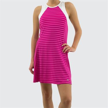 Lija Bright Future Harmony Dress - Raspberry