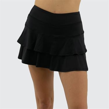 Lija Basic Match Skirt Womens White SS 4437BW