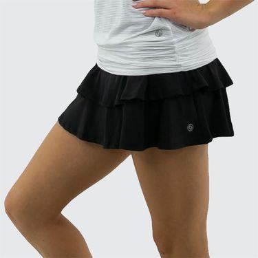 Lija Basic Match Skirt Black