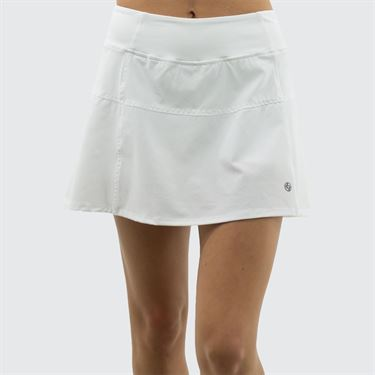 Lija Bright Future Deuce Skirt - White