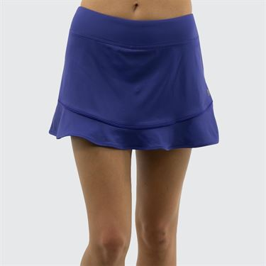 Lija Bright Future Axel Skirt - Regal Blue