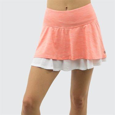 Lija Paradise Found Laser Skirt - Desert Flower/White