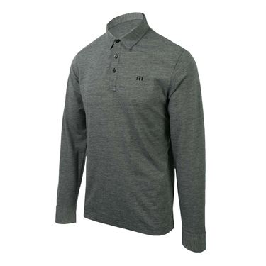 Travis Mathew GIR Polo - Black