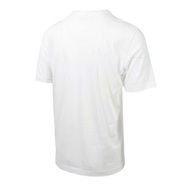 Travis Mathew Wheels Tee - White