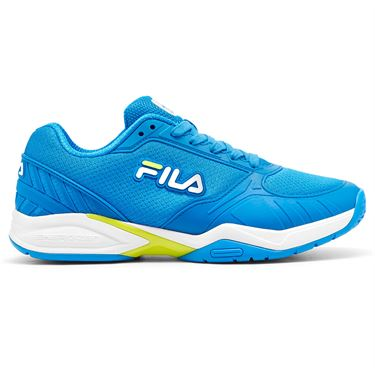 Fila Volley Zone Mens Pickleball Shoe Blue 1PM00595 424û