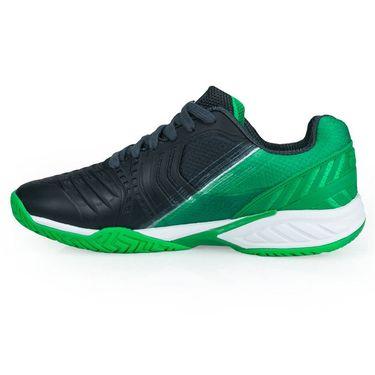 Fila Axilus Energized Limited Edition Pro 1 Mens Tennis Shoe - Ebony/Highrise/Bright Green