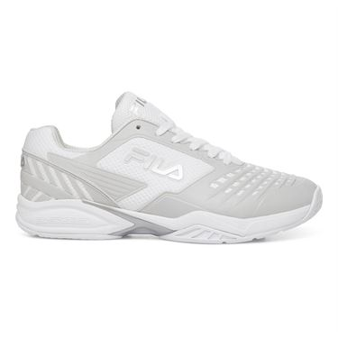Fila Axilus 2 Energized Mens Tennis Shoe - White