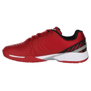 Fila Axilus 2 Energized Mens Tennis Shoe - Fila Red/White/Black
