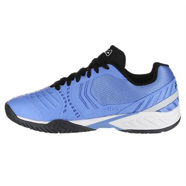 Fila Axilus 2 Energized Mens Tennis Shoe - Little Boy Blue/Black/White